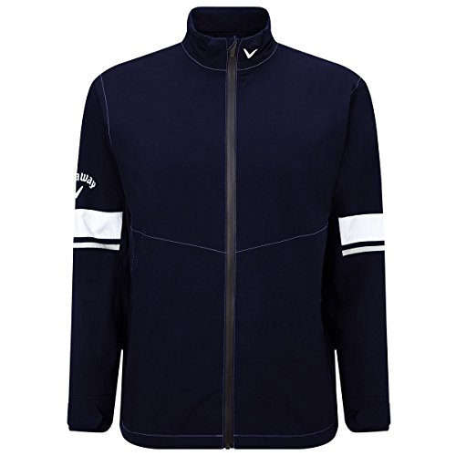 Callaway Golf 2017 Mens Green Grass WaterProof Performance Jacket Peacoat XL by Callaway