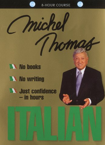 Michel thomas method: italian foundation course (unabridged) by.