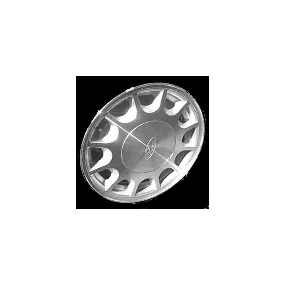 99 FORD TAURUS ALLOY WHEEL RIM 15 INCH, Diameter 15, Width 6 (12 SPOKE