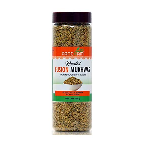 Pancham Roasted Fusion Mukhwas - 180gm