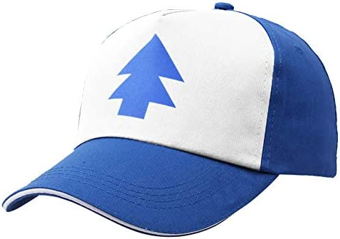 SKAMAO Gorra De Beisbol Unisex Cartoon Gravity Falls Cosplay Cool ...