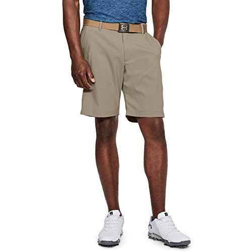 Under Armour Men's Showdown Golf Shorts, City Khaki (299)/City Khaki, 30