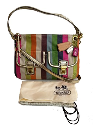 Coach Poppy Legacy Streifen Hippie 19025 (multicolore)
