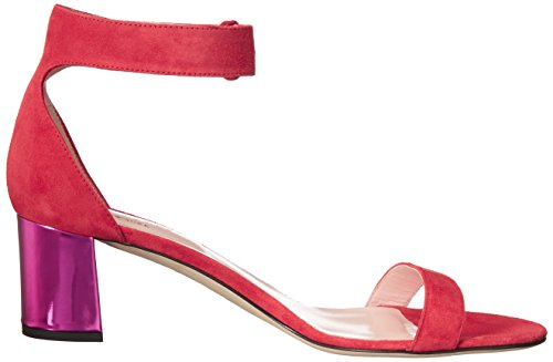 Kate Spade New York Women's Menorca Dress Sandal Poppy Red/Fuchsia 47LwDYtCW