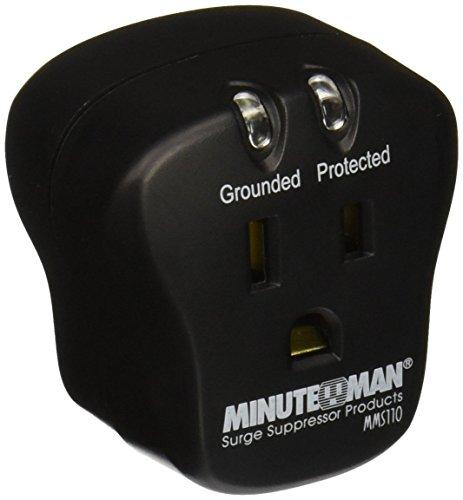 Minuteman MMS110 Surge Protector Computer Surge ()
