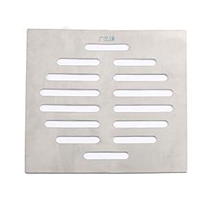 Stainless steel floor drain strainer cover bath basin for 12 inch floor drain cover