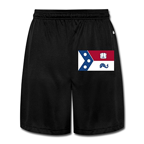 Bang Men's University Of Pennsylvania Short Sweatpants Black