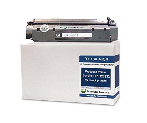 RT 13X Q2613X Modified MICR Toner Cartri - Q2613x High Yield Laser Shopping Results