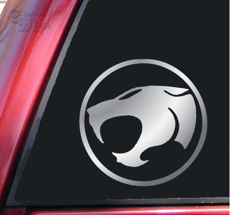 ShadowMajik Star Wars Jedi Order Vinyl Decal Sticker 4 Inch, Shiny Chrome