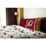 NFL Anthem Washington Redskins Bedding Sheet Set: Twin