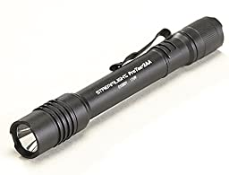 Streamlight 88033 ProTac 2AA 250 Lumen Professional Tactical Flashlight with High/Low/Strobe w/ 2 x AA Batteries
