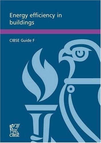Energy Efficiency in Buildings (CIBSE Guide) pdf