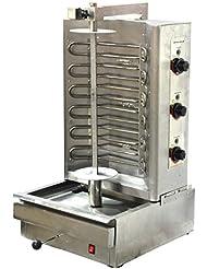 Omcan 19152 33 Adjustable Electric Stainless Steel Vertical Broiler 66 Lb