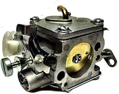 NOVUKI Carburador HSQ 372XP TORQ CS-2172 JONSERED CS-2166 WALBRO RWJ-4B CS-2171 365X TORQ