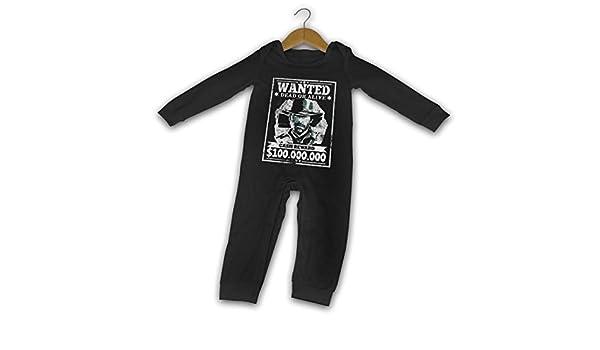 Infant Baby Boys Girls Cotton Long Sleeve 70s Vintage Austin Longhorn Romper Bodysuit Funny Printed Romper Clothes