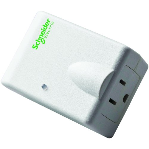 Schneider Electric EER40200 Wiser Smart Plug by Square D by Schneider Electric