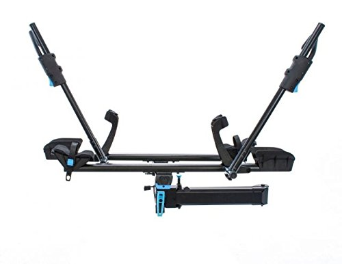 RockyMounts BackStage 2'' Receiver Swing Away Platform Hitch 2 Bicycle Rack, Black by RockyMounts (Image #2)