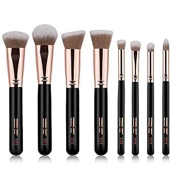 Amazon.com: Makeup Brushes Under 2 Dollars 木材,Brushes,8PCS