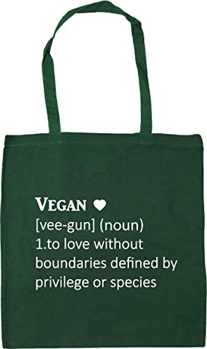gun 1 boundaries Beach Bag x38cm defined privilege vee noun Definition species by Bottle HippoWarehouse without or Shopping litres Vegan Tote Green love To 10 42cm Gym xHzXUqvwqt