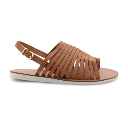 Footwear Sensation - Sandalias para mujer negro negro negro - canela
