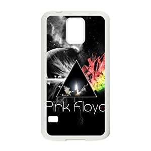 Samsung Galaxy S5 Cell Phone Case White Pink Floyd ABX Hard Fashion Cell Phone Case