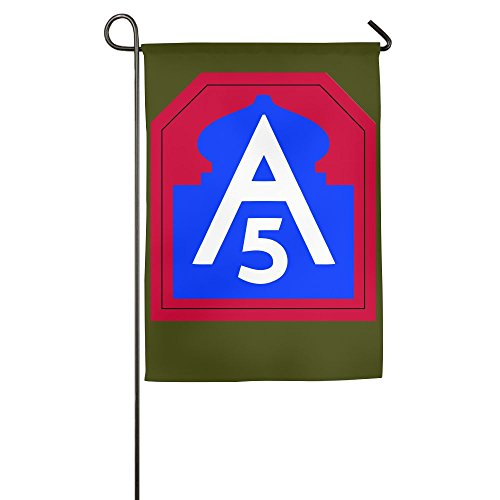 SIRLVLAE United States Army North Yard Flag Patio Garden Fla