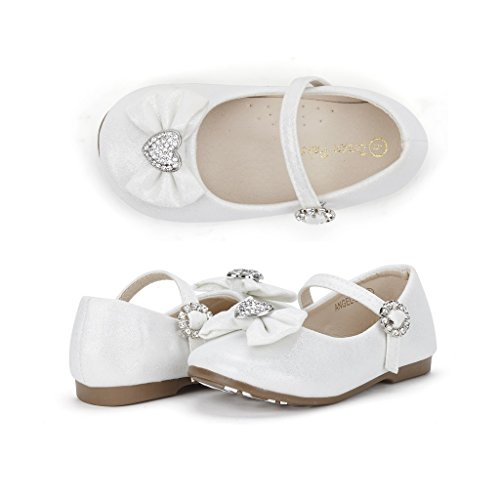 white shoes for toddler girls - 6