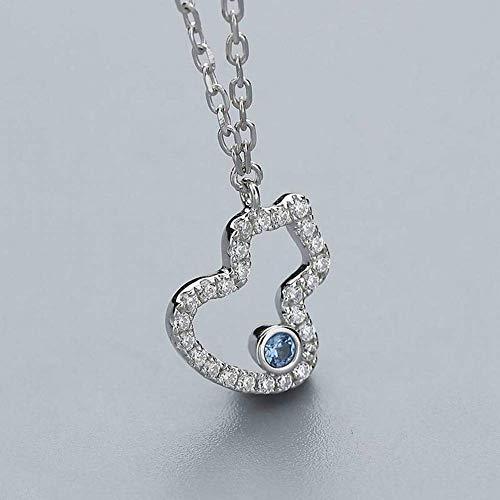 Sterling Silver Earrings Choker Necklace Female Fashion Geometry