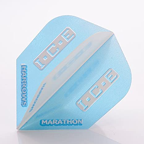 Harrows Prime Predator Blue Standard Dart Flights
