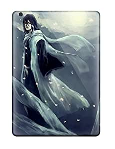 Tpu Case Cover For Ipad Air Strong Protect Case - Bleachs Ichigo Bankai Design