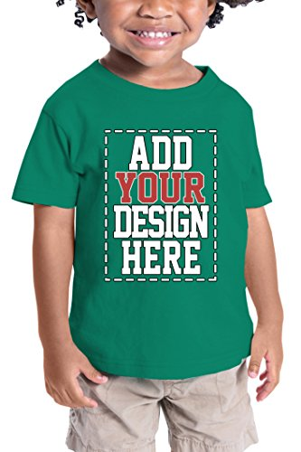 Custom Shirts for Toddlers - Design Your OWN Kids Shirt - Personalized Outfits for Babies