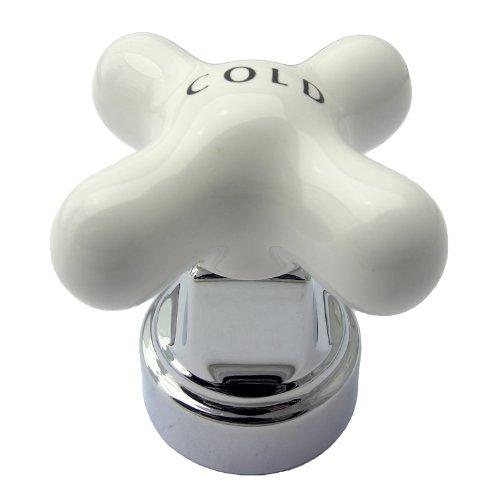 Cold Porcelain Cross Handle - 8