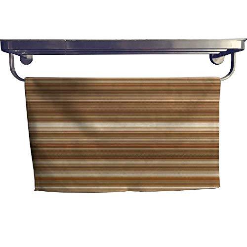 Leigh home Quick-Dry Towels,Digital Tiles Design Wallpaper Design ,Microfiber Towel W 35.5