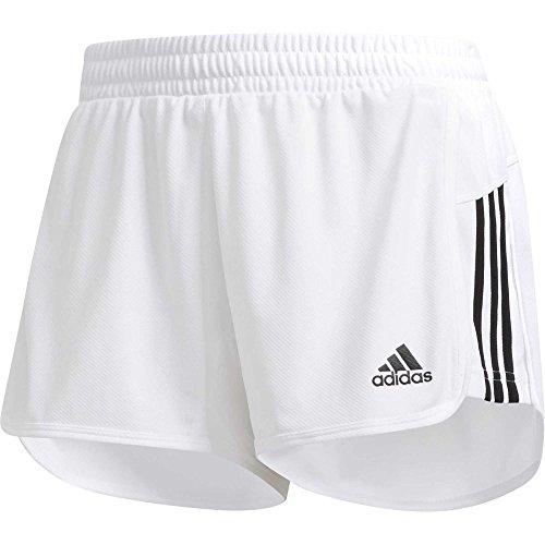 電圧墓地持参(アディダス) adidas レディース ボトムス?パンツ ショートパンツ adidas Ultimate Knit Shorts [並行輸入品]