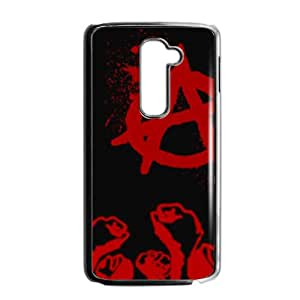 DASHUJUA anarchy Phone Case for LG G2