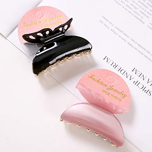 mingming52091 Hair Claw Clamp Hair Clip Bride Butterfly