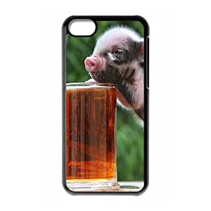 Protection Cover Hard Case Of Little Pig Cell phone Case For Iphone 5C