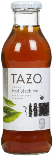 Tazo Organic Iced Tea - 13.8 oz - 12 ct