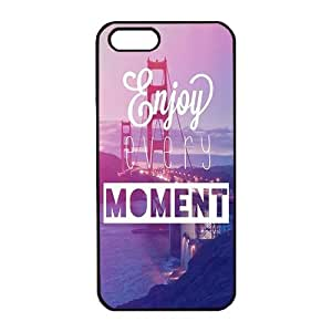 "Case For Samsung Galaxy S3 i9300 Cover ,DIY ""enjoy every moment"