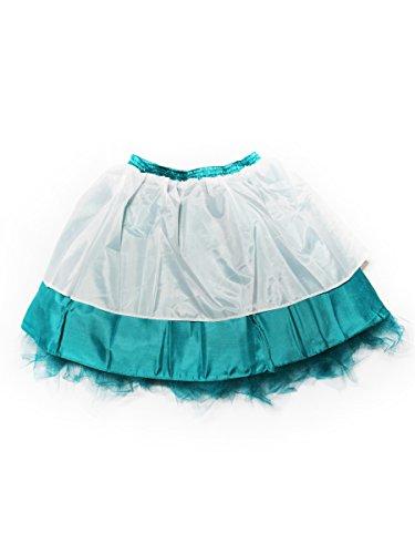 Costume Cercle Court Party Camilady 3 pour Asymtrique Cosplay Fonc Jupe Tutu Danse Femme Jupon Couches Tulle Carnaval Petticoat Photographie Vert ZwqZaRT7xB