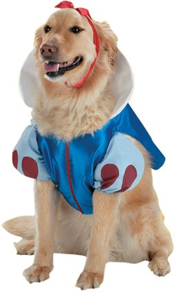 Pet Snow White Dog Costume (Size: Small)]()