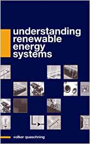 understanding renewable energy systems volker quaschning pdf