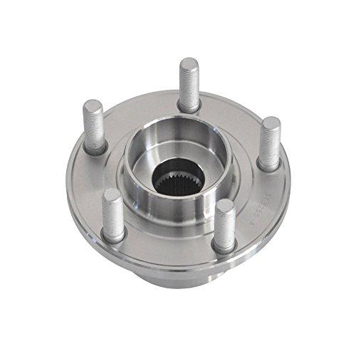 volvo v50 bearing front wheel - 8