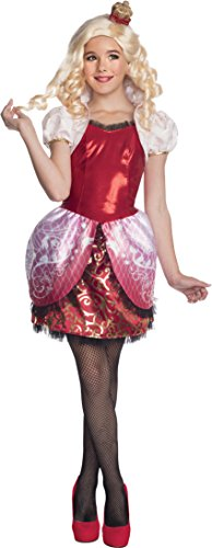 Spanish Princess Child Costumes (Rubies Ever After High Child Apple White Costume, Child X-Large)