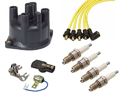 Tune Up Kit Nissan H20 I Condenser Point Set Combo Nissan  Komatsu  Tcm J15  D11 Engines