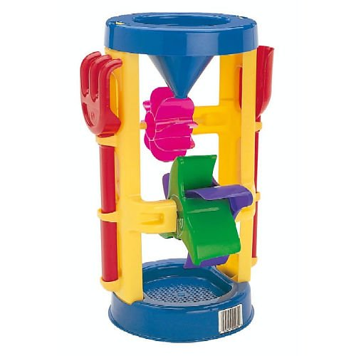 Sizzlin Cool Sand And Water Wheel By Toys R Us