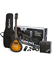 Epiphone Les Paul Electric Guitar Player Pack (Vintage Sunburst)
