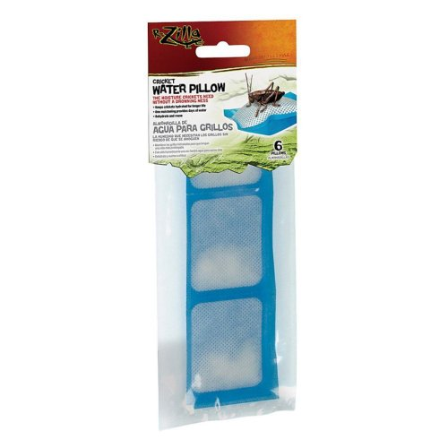 Zilla Cricket Water Pillow Pack