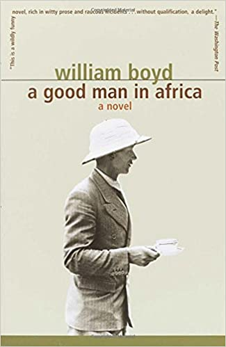 Image result for a good man in africa amazon