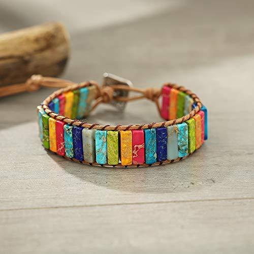 Chakra Bead Bracelet